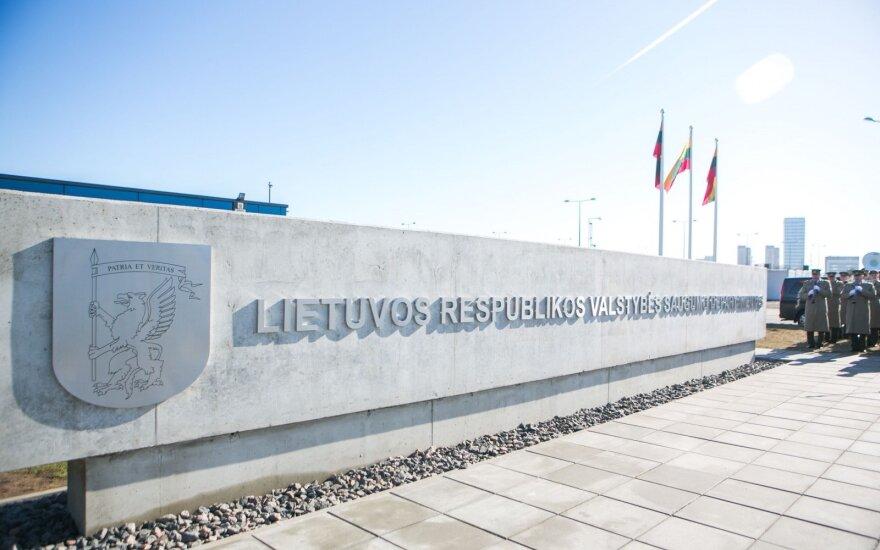 Valstybės saugumo departamente – nacionalinio saugumo situacijos aptarimas