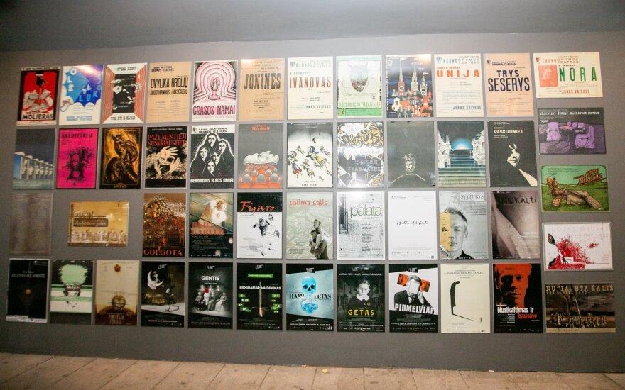 Kauno dramos teatro šimtmečio galerija