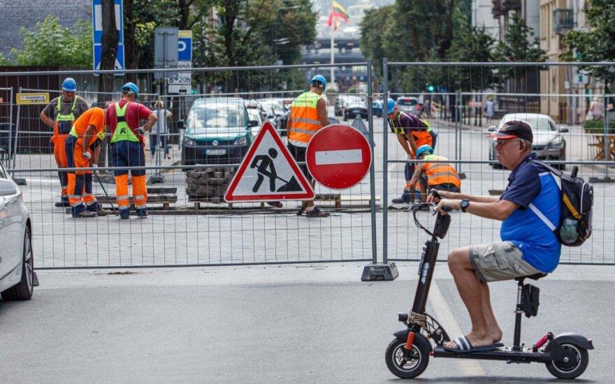Svarbi žinia vairuotojams: eismas vienoje centrinių Kauno gatvių bus ribojamas visą mėnesį