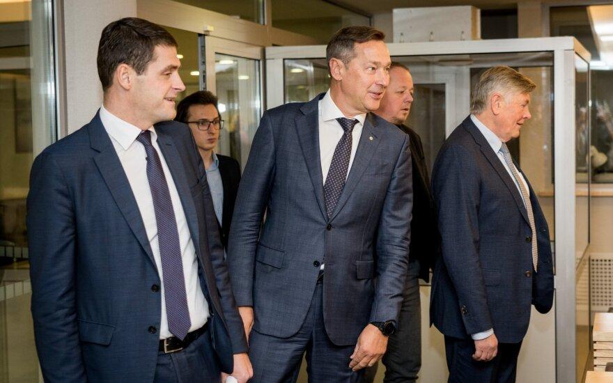 Skeptiškai vertina naujo politinio darinio galimybes: Zuokas ir Žemaitaitis nesusitars dėl lyderystės