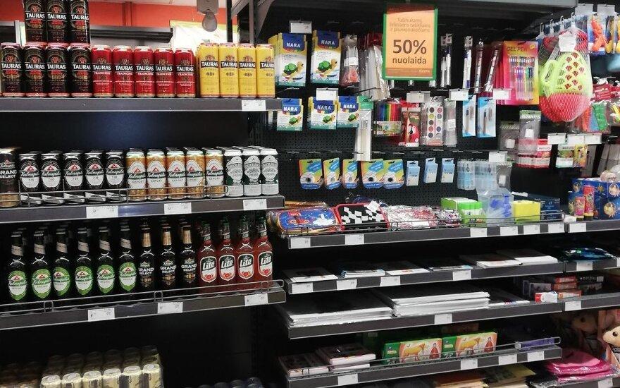 """Vaizdas """"Norfoje"""" sukėlė klausimą: ar tai bus naujoji prekybos strategija?"""