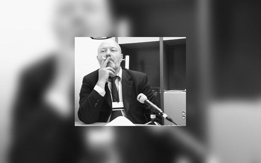 E.Gentvilas europarlamentaro kėdę keičia į Klaipėdos uosto vadovo