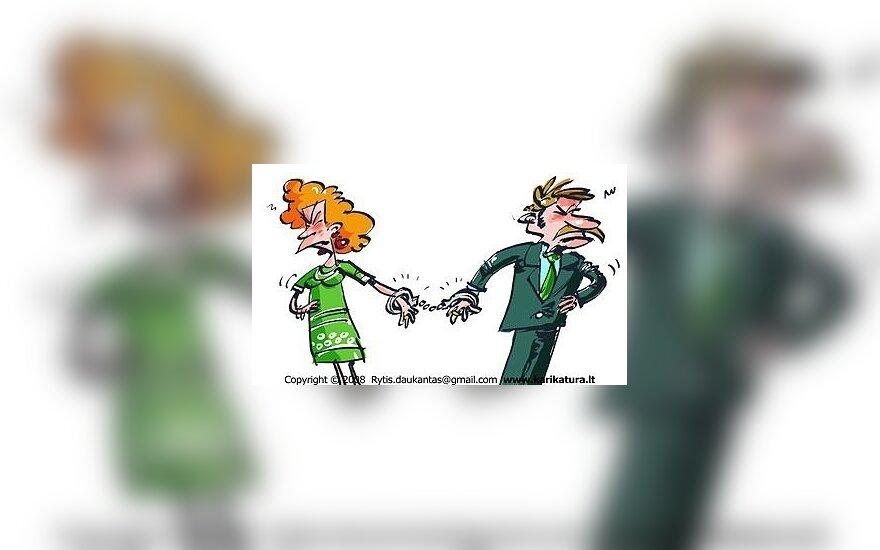 Valdantieji šeimas gelbės privalomomis konsultacijomis ir lytiškumo ugdymo programomis