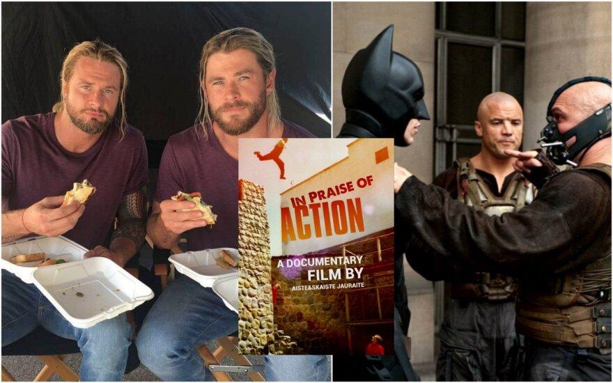 """Filmas """"In Praise Of Action"""" ir jo herojai"""