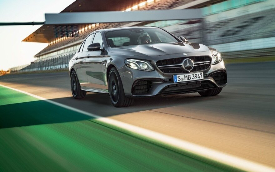 """Mercedes-AMG E 63 S 4MATIC"""