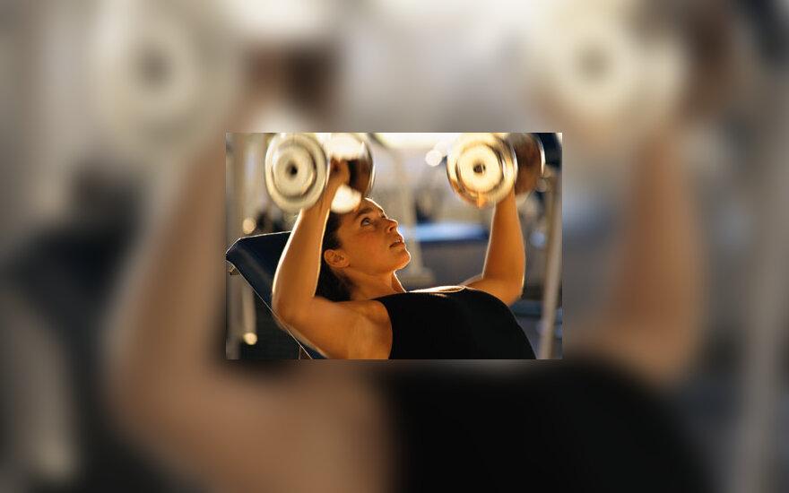 Fitnesas, sportas