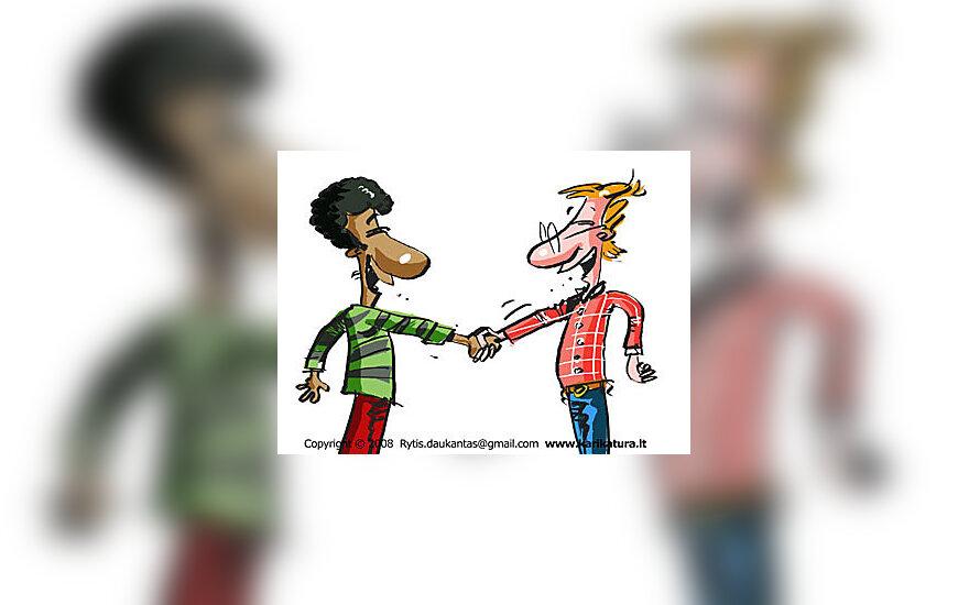 rasizmas, draugystė