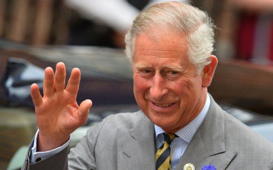 Britanijos princas Charlesas nepasinaudojo galimybe kreiptis į Australijos respublikonus