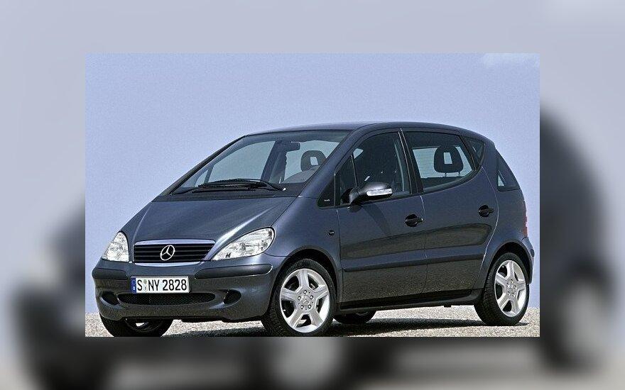 "1997 m. A klasės ""Mercedes-Benz"""