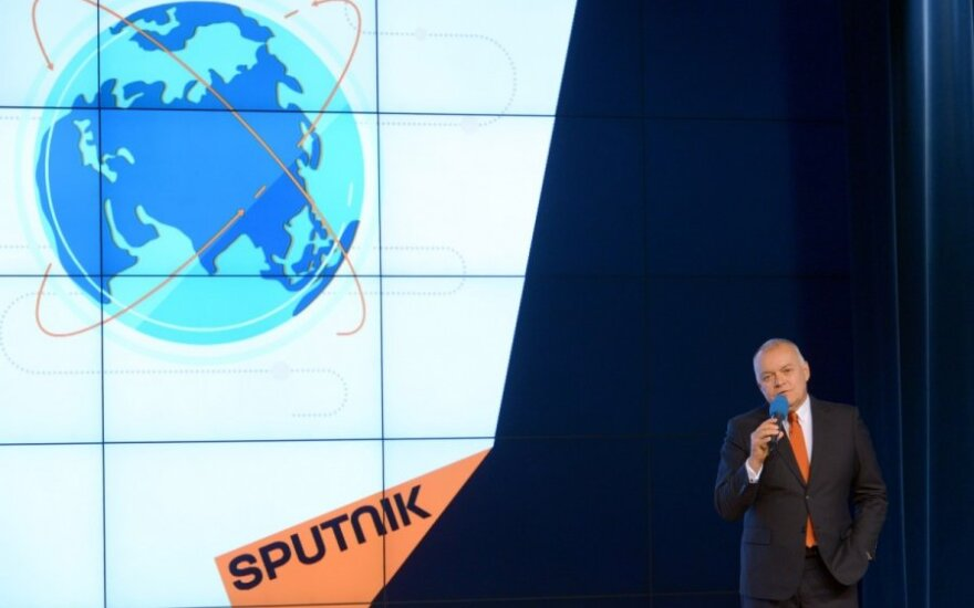 Russia's propaganda channel Sputnik recruiting journalists in Latvia