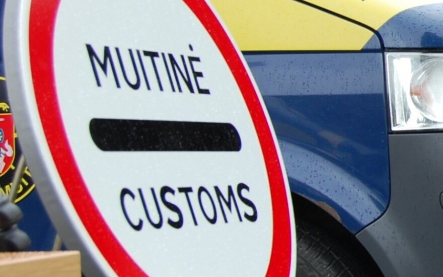 Lithuanian customs stepping up control of Latvian border for cigarette smuggling