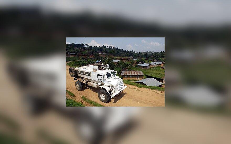 Jungtinių Tautų taikdariai Kongo Demokratinėjė Respublikoje