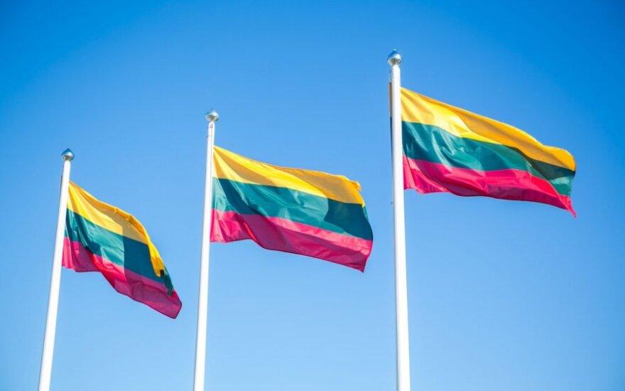 Minint šimtmetį Vilnius pasipuoš trispalvėmis