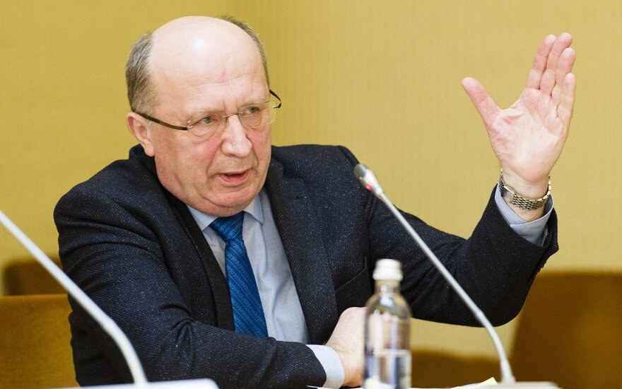 Kubilius: jei vėl turėčiau vadovauti vyriausybei per krizę, remčiausi blogiausiomis prognozėmis