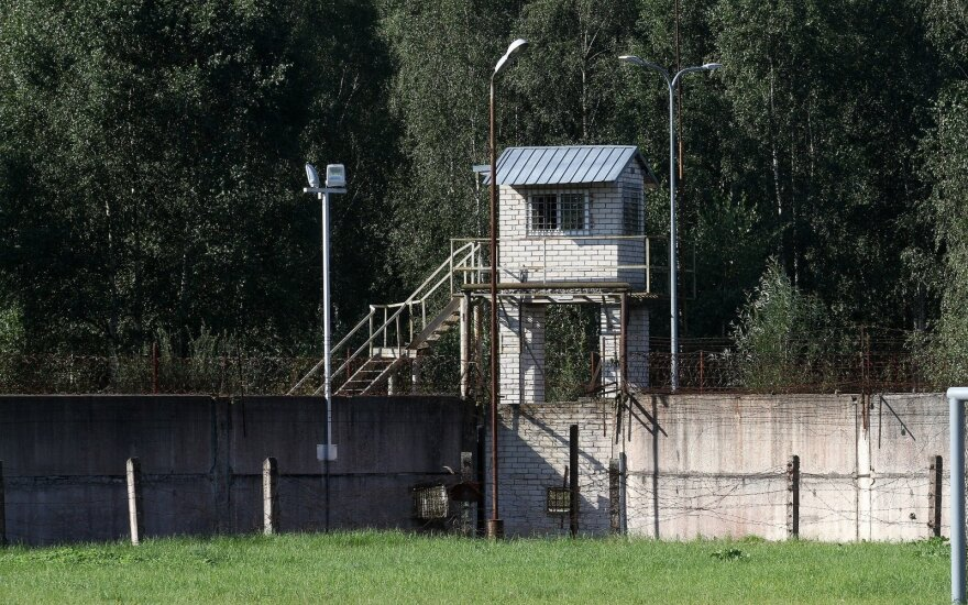 Pravieniškės penitentiary