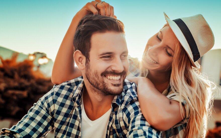 Tobulas amžiaus skirtumas ilgalaikiams santykiams
