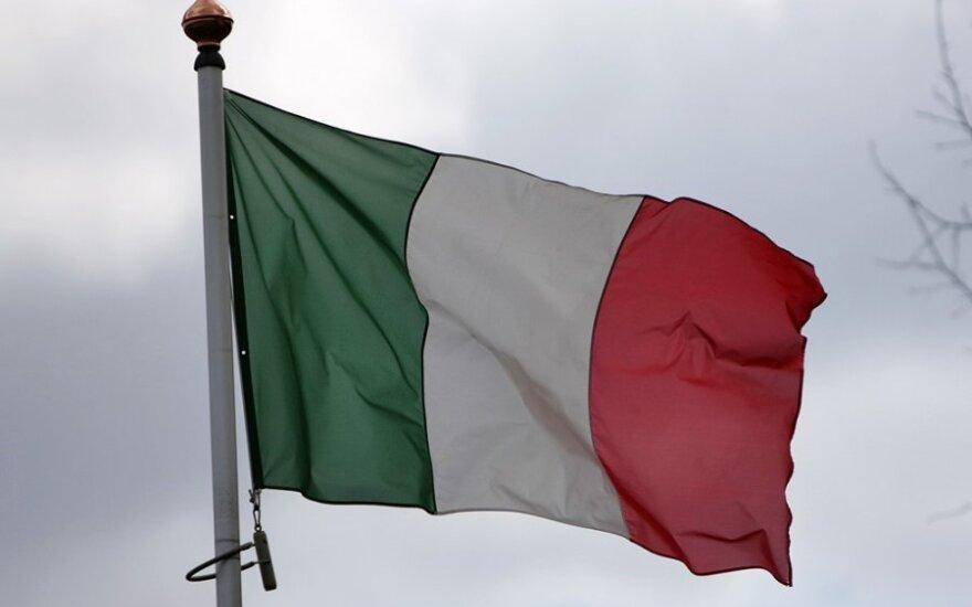 Italijos ekonomikoje atsinaujina recesija