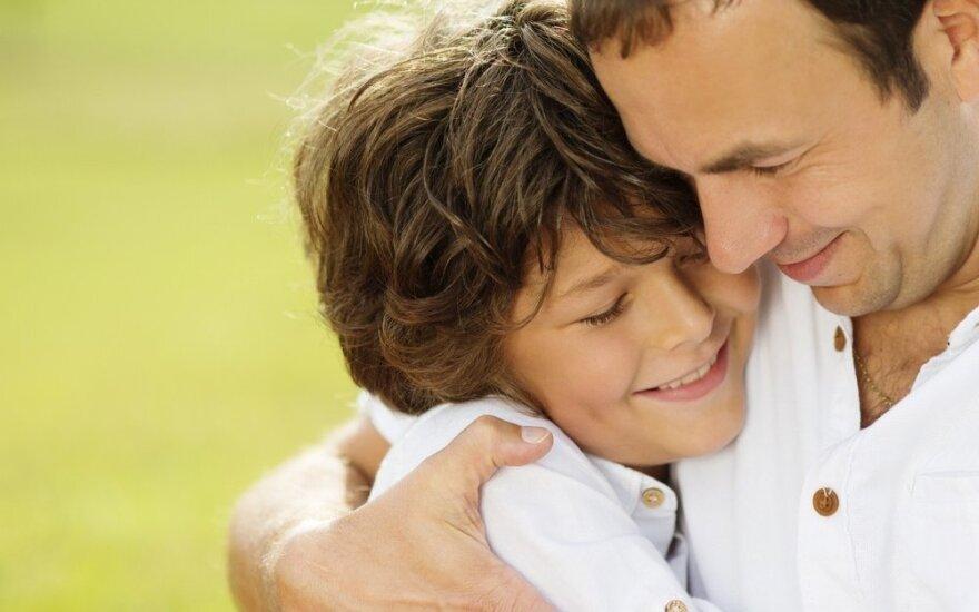9 įgūdžiai vaikams ir tėvams