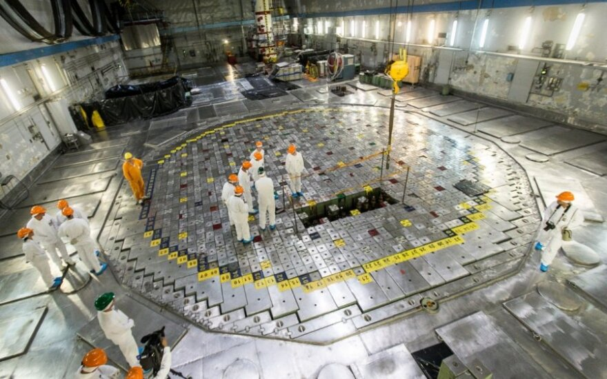 European Commission checks progress in Lithuanian N-plant decommissioning