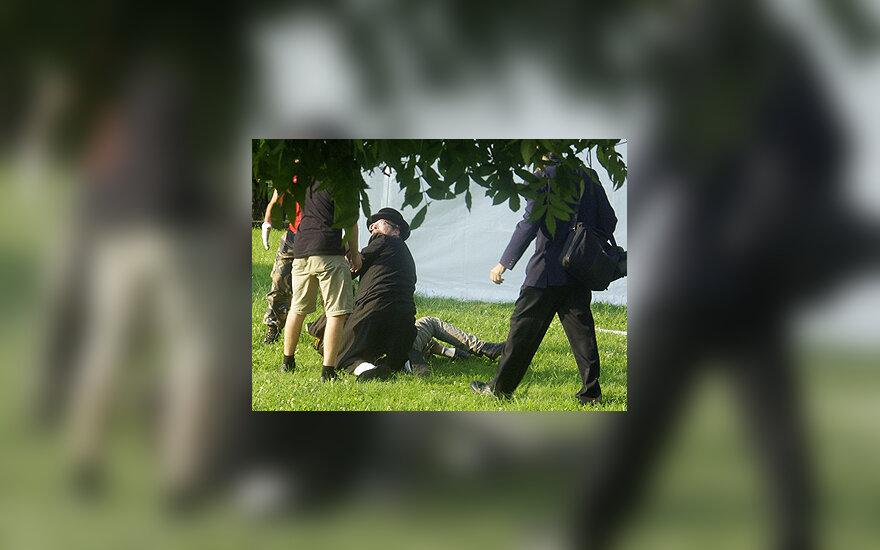 Rabino ir fotografo konfliktas