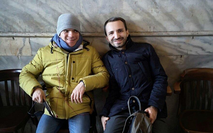 Kalėdų dovana neįgaliajam – nuoširdus bendravimas