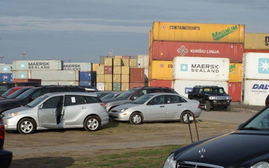 Ministras prisižaidė su automobiliais: dabar mokėsime visi?