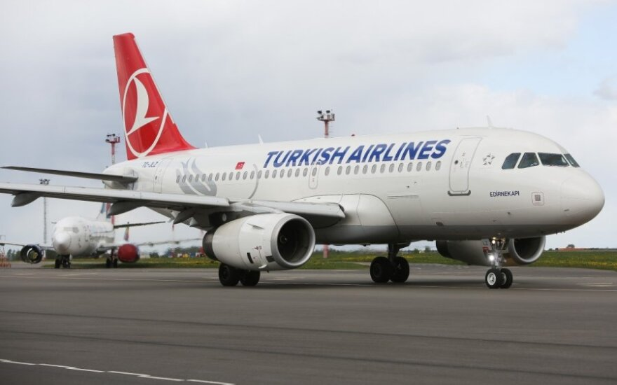 Turkish Airlines starts non-stop Vilnius-Istanbul service
