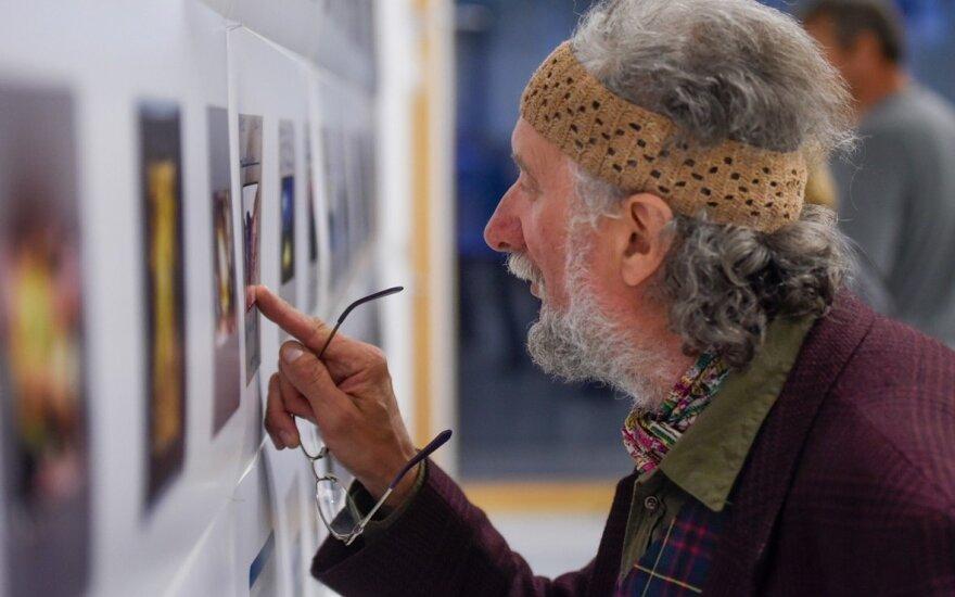 """Tarptautinis fotografijos seminaras """"Nida""""  - 11"""