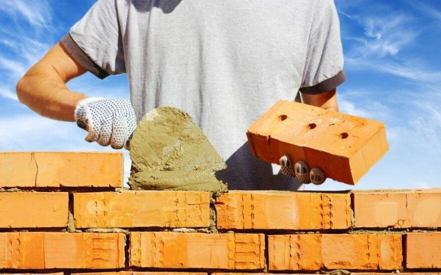 Tenka įrodinėti mokesčių inspektoriams, kad įmanoma pastatyti namą už 150 tūkst. Lt
