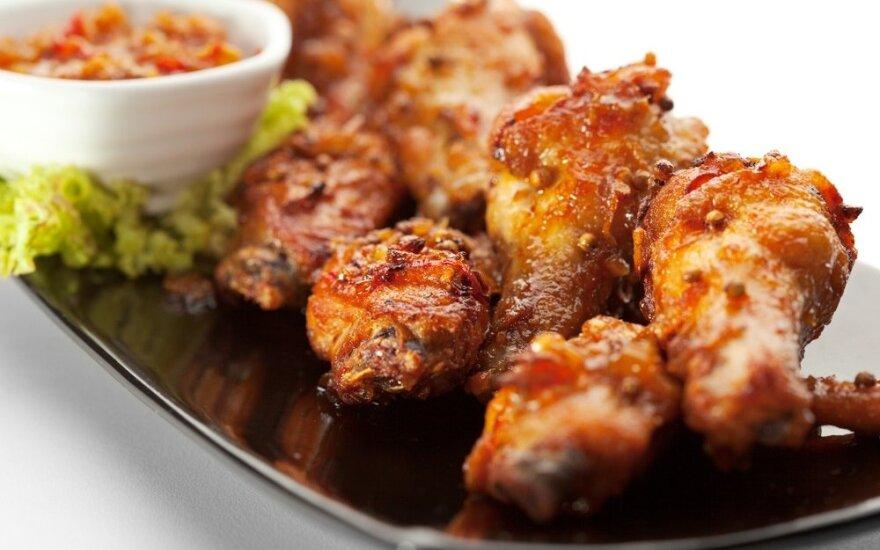 Mitybos specialistė: ką reikėtų žinoti apie vištieną?