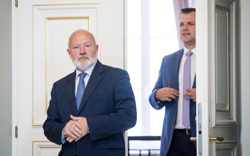 Eugenijus Gentvilas, Gintautas Paluckas