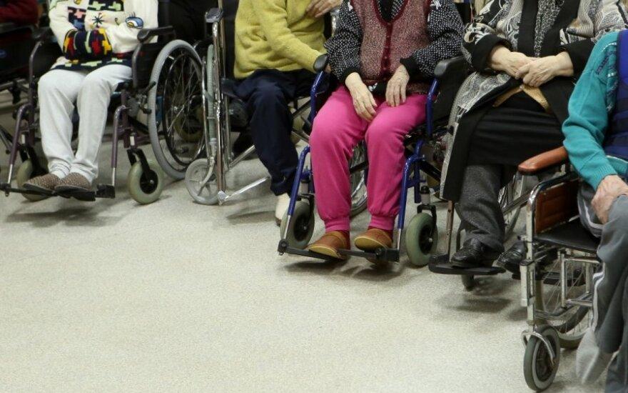 Gruodį visoje Lietuvoje vyks žmonėms su negalia skirtų renginių ciklas