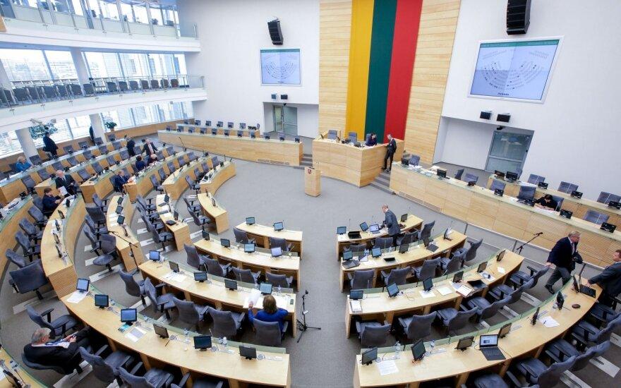 Seime - ir PVM lengvatos šildymui pratęsimas, ir nauja kompensacijų tvarka