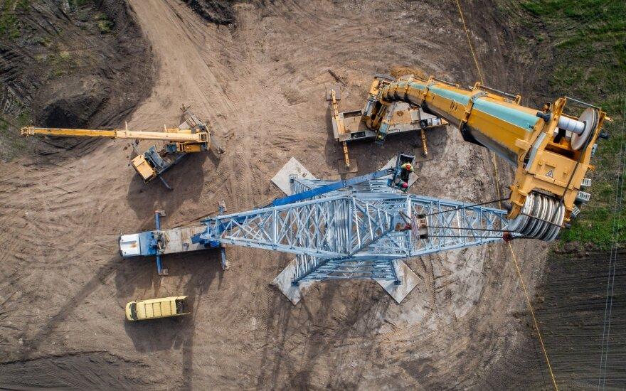 """""""Litgrid"""": pasirašyta sutartis dėl elektros perdavimo linijos Klaipėda–Grobinė rekonstrukcijos"""