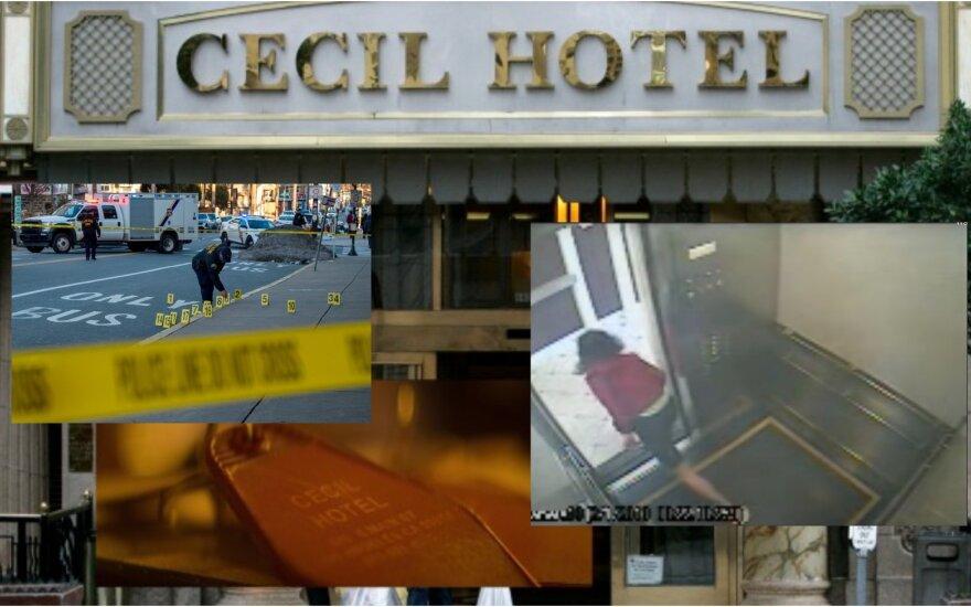 """""""Cecil Hotel"""" viešbutis /Foto: Scanpix ir Vida Press"""