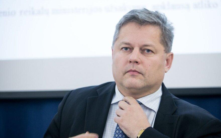 E.Ignatavičius siūlomas į ambasadoriaus Minske pareigas