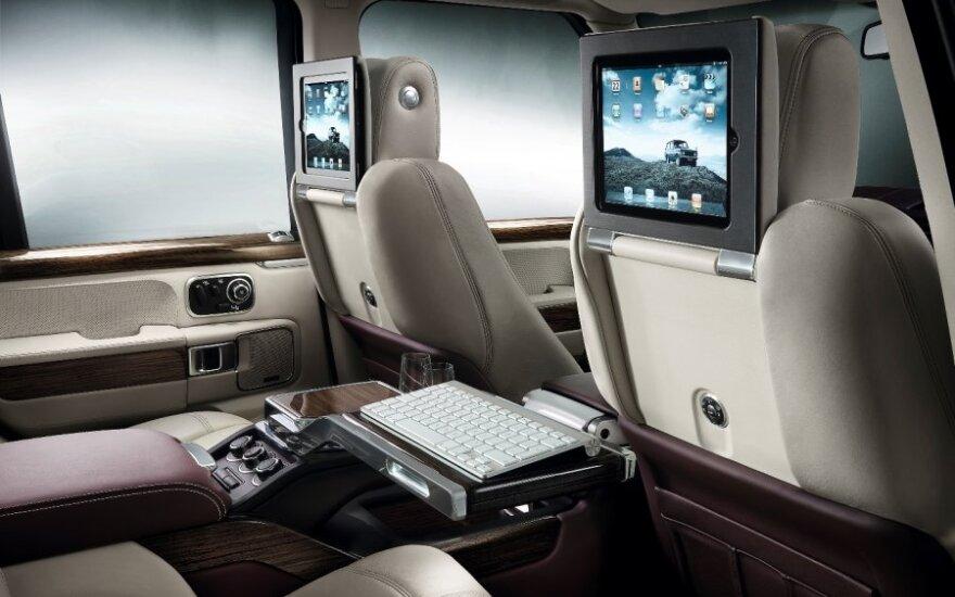 Range Rover Autobiography Ultimate Editon