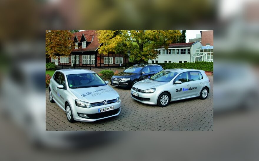 Volkswagen Bluemotion serija