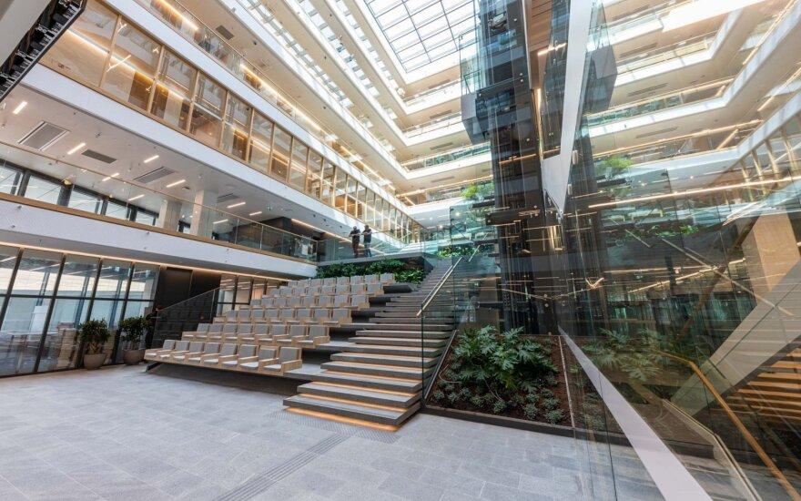 SEB banko būstinė