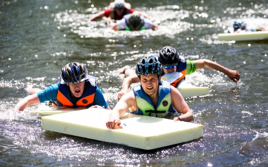 """""""Klaipėda Challenge"""": didžiausios multisporto varžybos keliasi į uostamiestį"""
