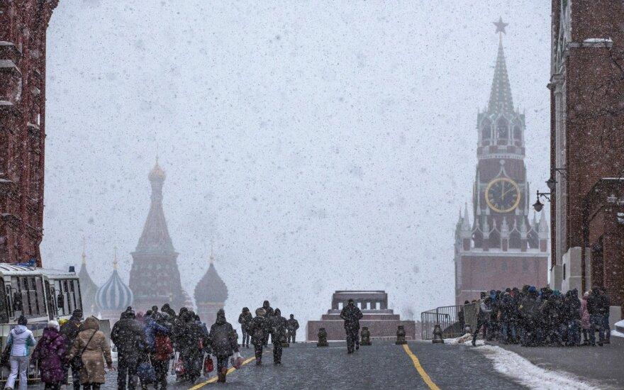 Reikšminga sukaktis vėl skaldo Rusiją: V. Putinas balansuoja ties prarajos riba