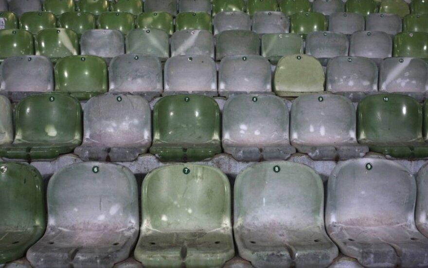 Kėdės futbolo stadione