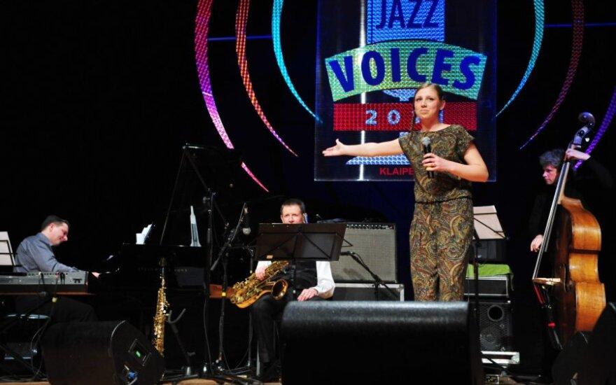 """""""Jazz Voices"""" konkursas"""
