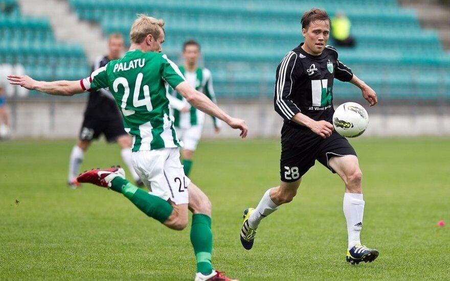 Estijos futbolo čempionatas