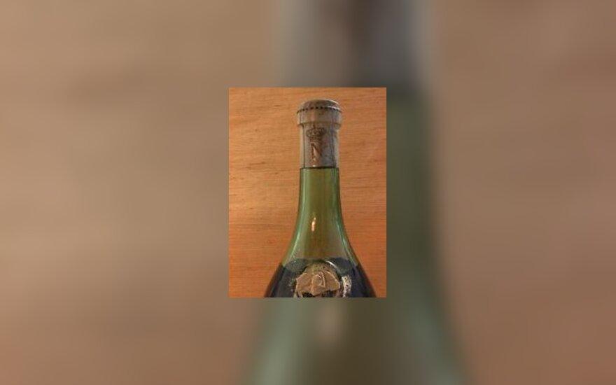 Gėrimas, alkoholis, konjakas, drink