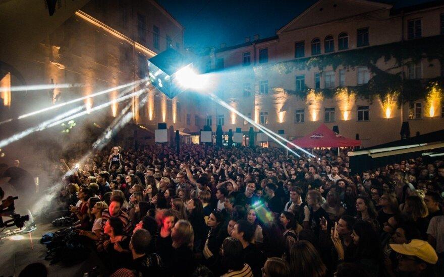 """Grupės """"Solo Ansamblis"""" koncertas / FOTO: Mantas Repečka"""