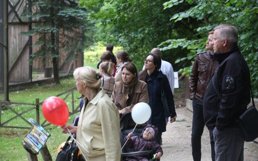 Kauno Zoologijos sodo gimtadienis