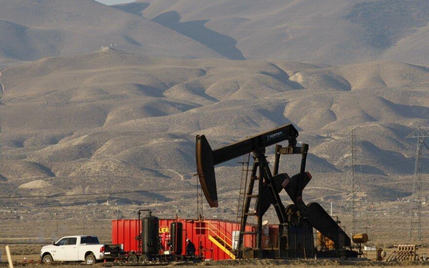Prognozuoja naftos kainų šuolį