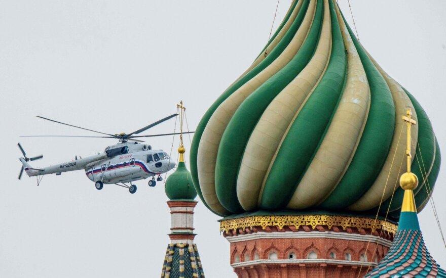 """Australija perspėja keliautojus apie """"antivakarietiškas nuotaikas"""" Rusijoje"""