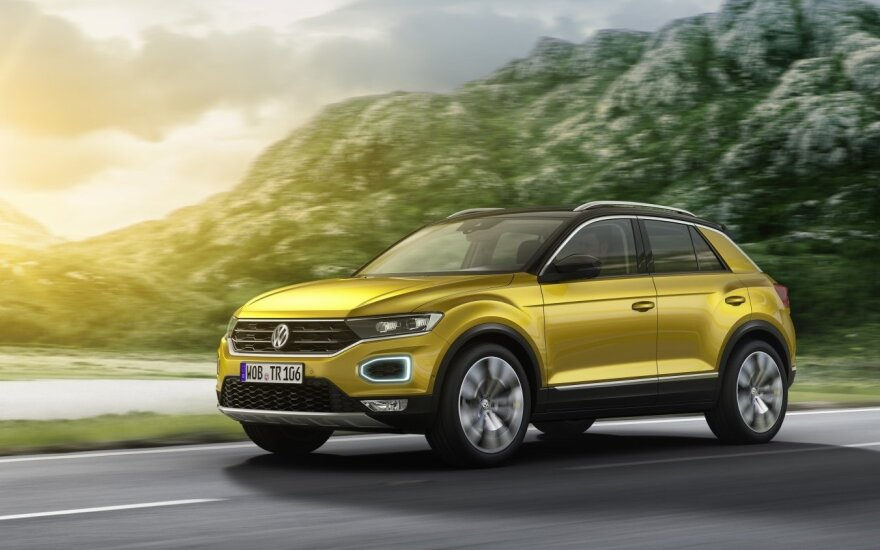 """""""Volkswagen T-Roc"""""""